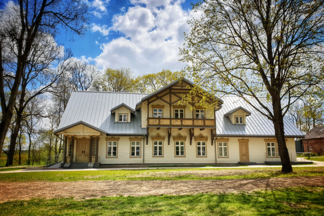 Kuršėnai Manor House