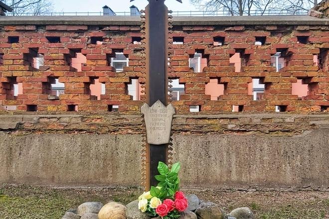 Kryžius žuvusiems ir ištremtiems atminti