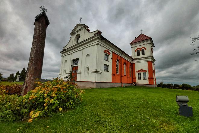 Šiaulių rajono sakralinės vietos