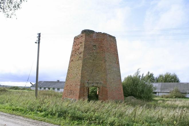 Biržių vėjo malūnas