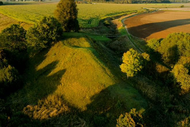 Rekčiai mound