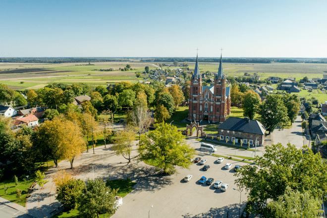 Gruzdžiai Church of Holy Trinity
