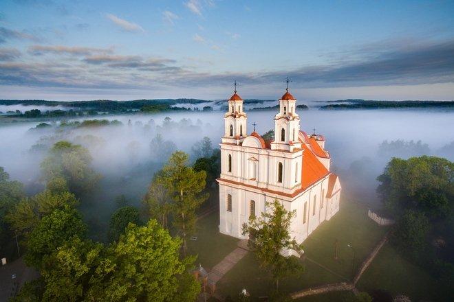 Kurtuvėnai church of St. Jacob the apostle