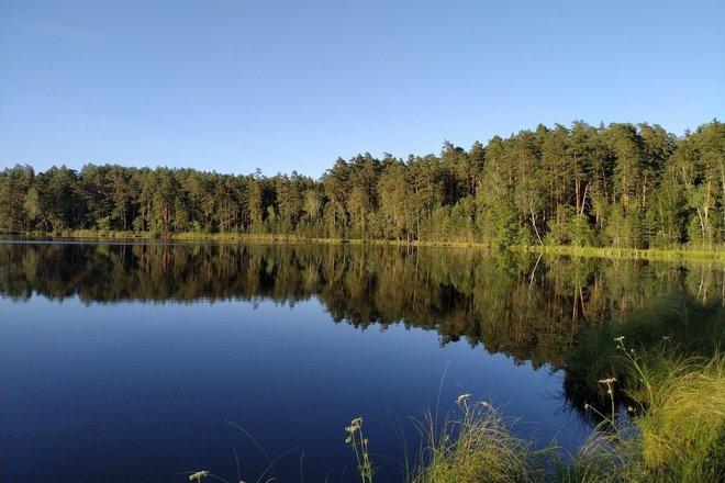 Geluva lake