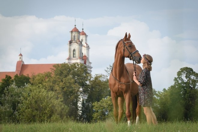 Kurtuvėnai live horse museum