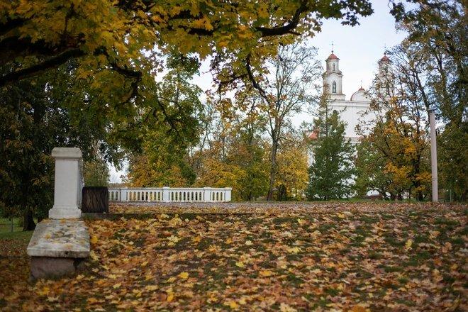 Kurtuvėnai Manor Park