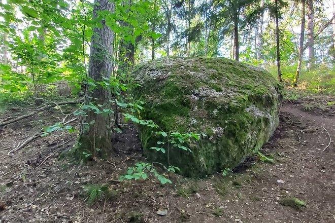 Laumės akmuo