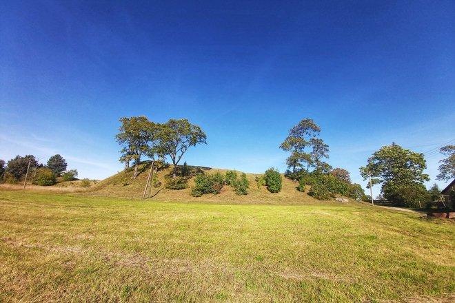 Luponiai mound