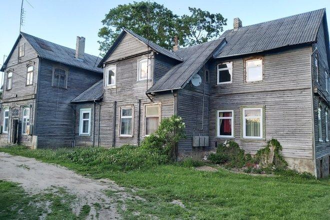 Milvydai Manor