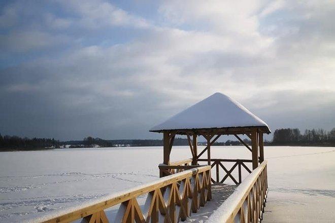 Nelindos ežero poilsio zona