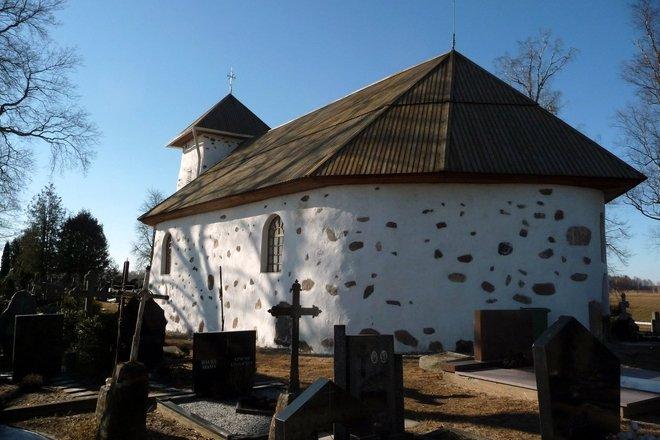 Šakyna Cementery Chapel
