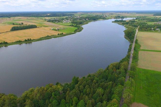 Paežeriai (Nelinda) lake
