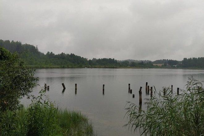 Pašvinis lake