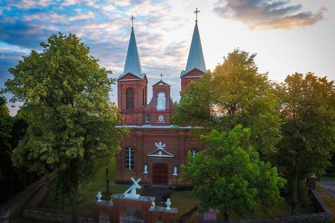 Church of St. Stanislovas the bishop