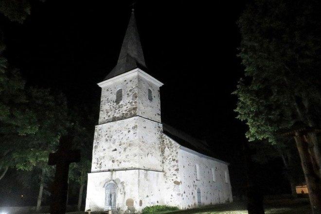 Šakyna Church of St. Michael the Archangel