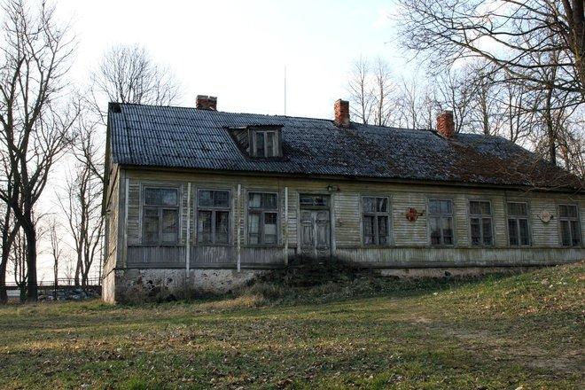 Buvusi pirmoji žydų pradžios mokykla