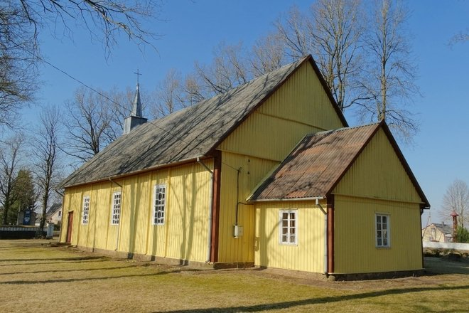 Šiupyliai Church of St.Aloyzas