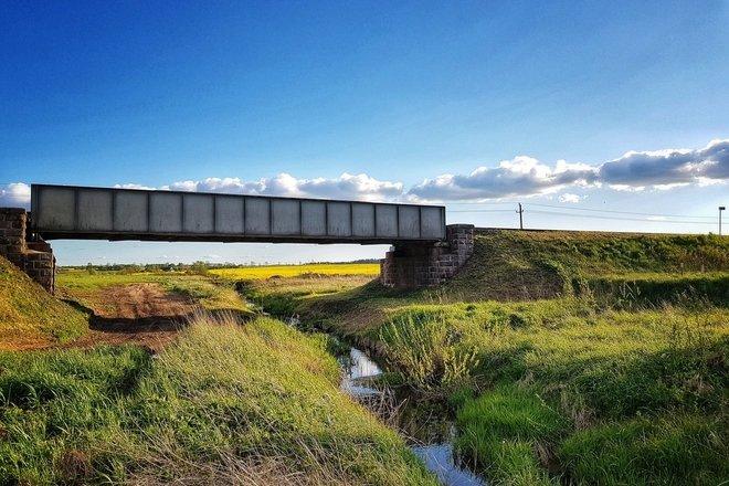 Taučių geležinkelio tiltas